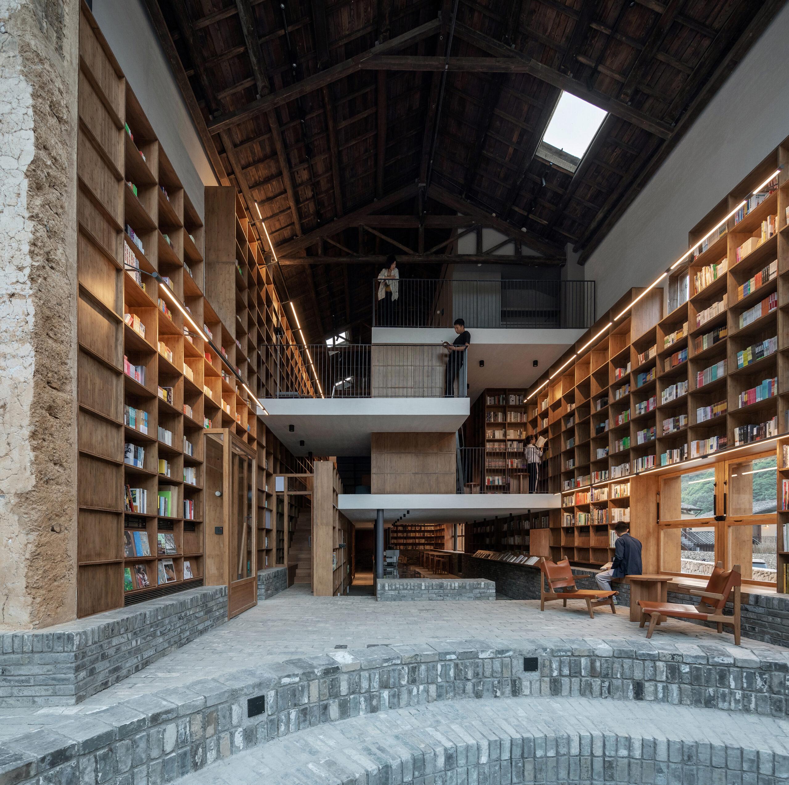 03 In The Lobby Ateliertaoc ©su Shengliang