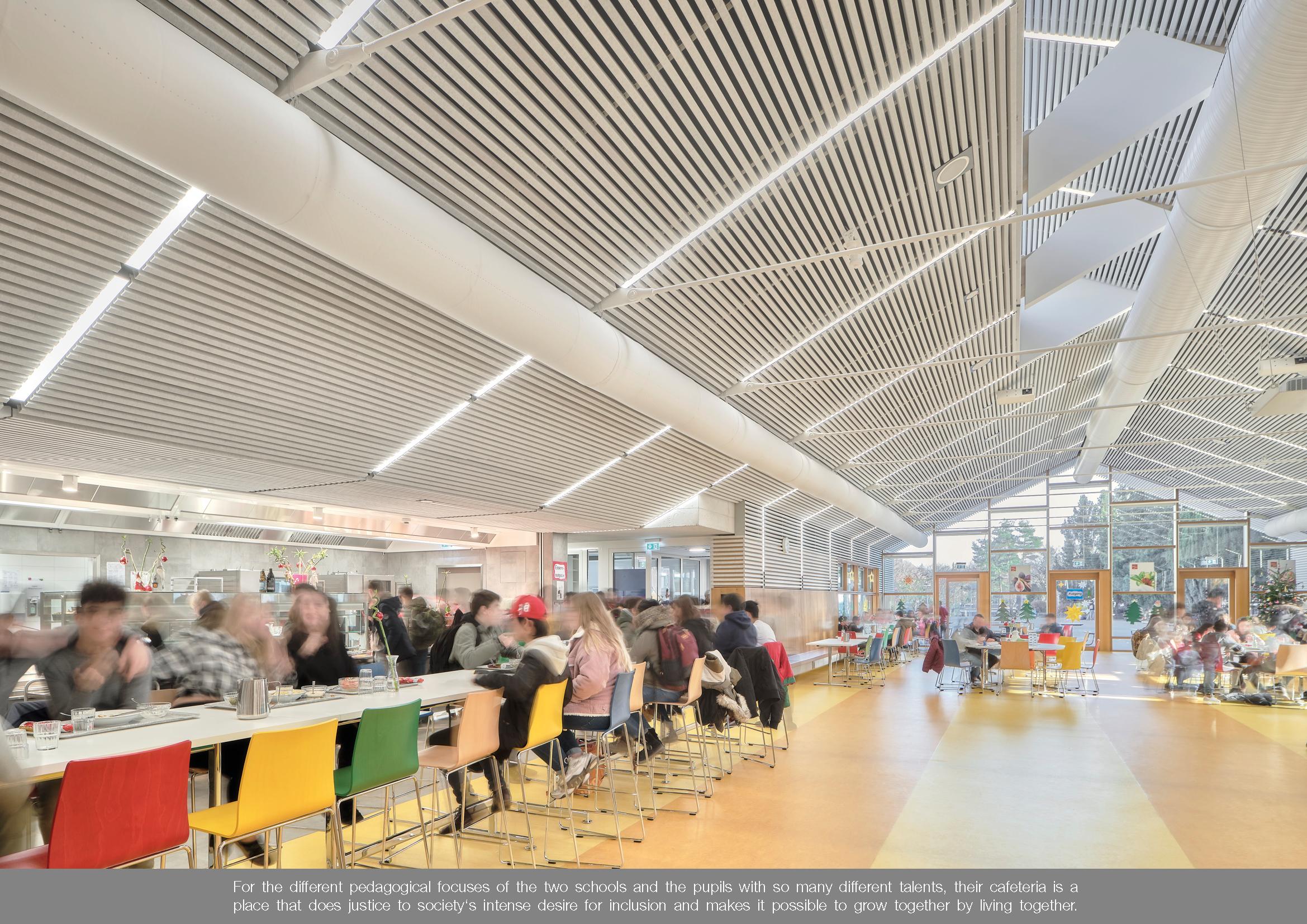 04 School Cafeteria Stuttgart Hammeskrause Şmürdter