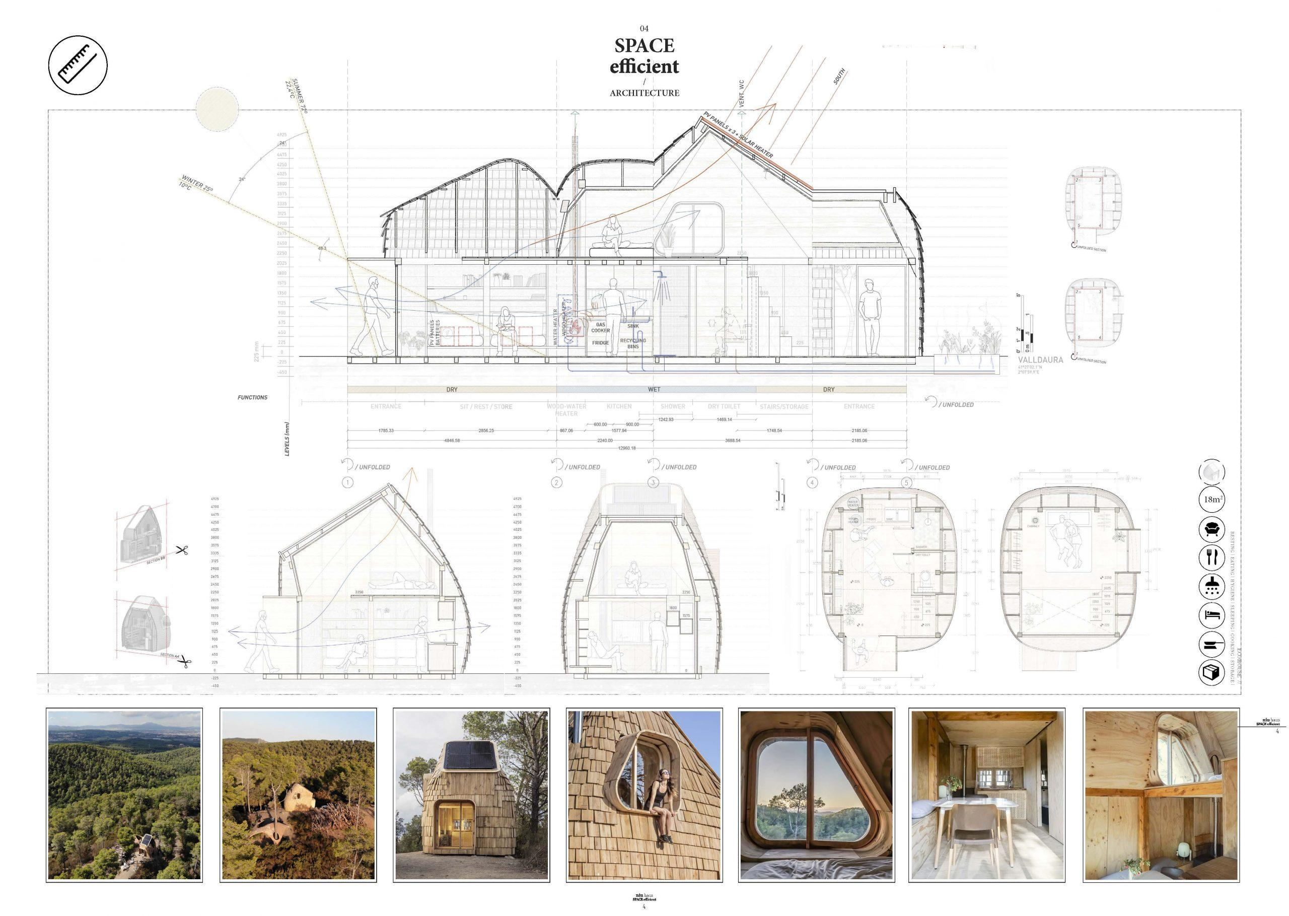 Bronze Prize In Architectural Design Ecohouse V01 04