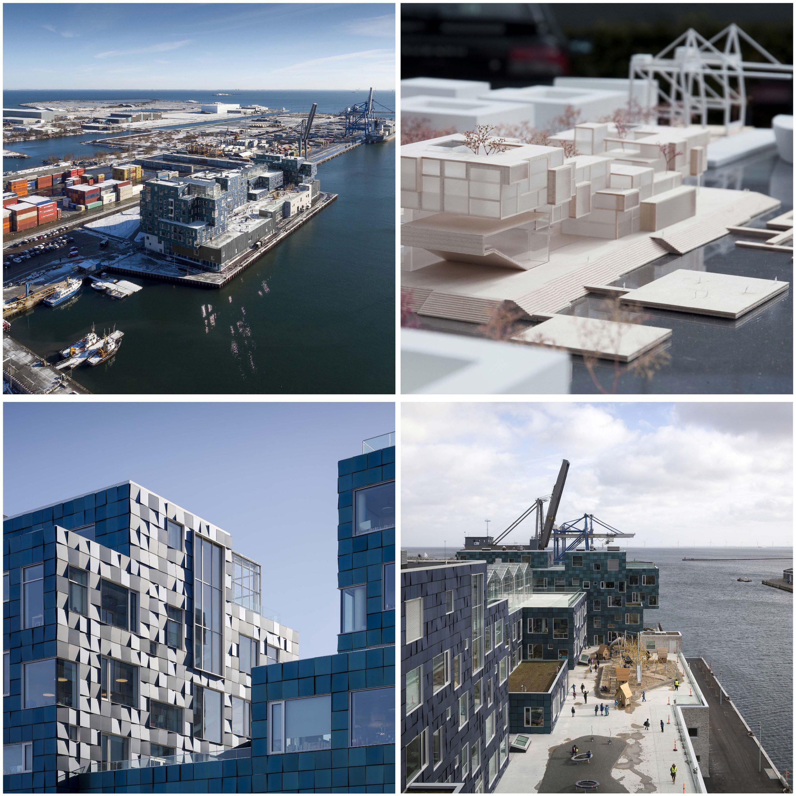 Honorable Mention In Architectural Design Cis – Copenhagen International School Nordhavn 02