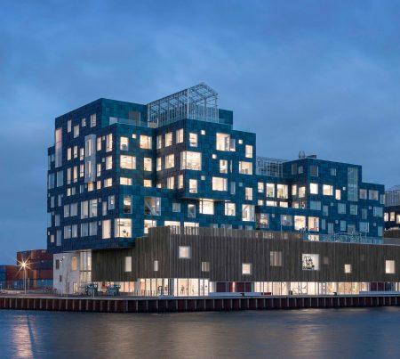 <h1>CIS – Copenhagen International School Nordhavn</h1> <p>C.F. Møller Architects.<br/>Special recognition in architectural design</p>
