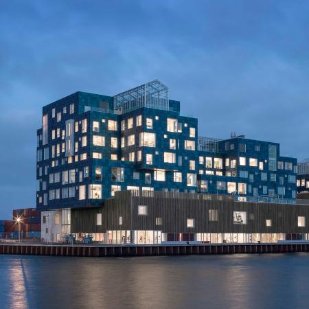 Honorable Mention In Architectural Design Cis – Copenhagen International School Nordhavn