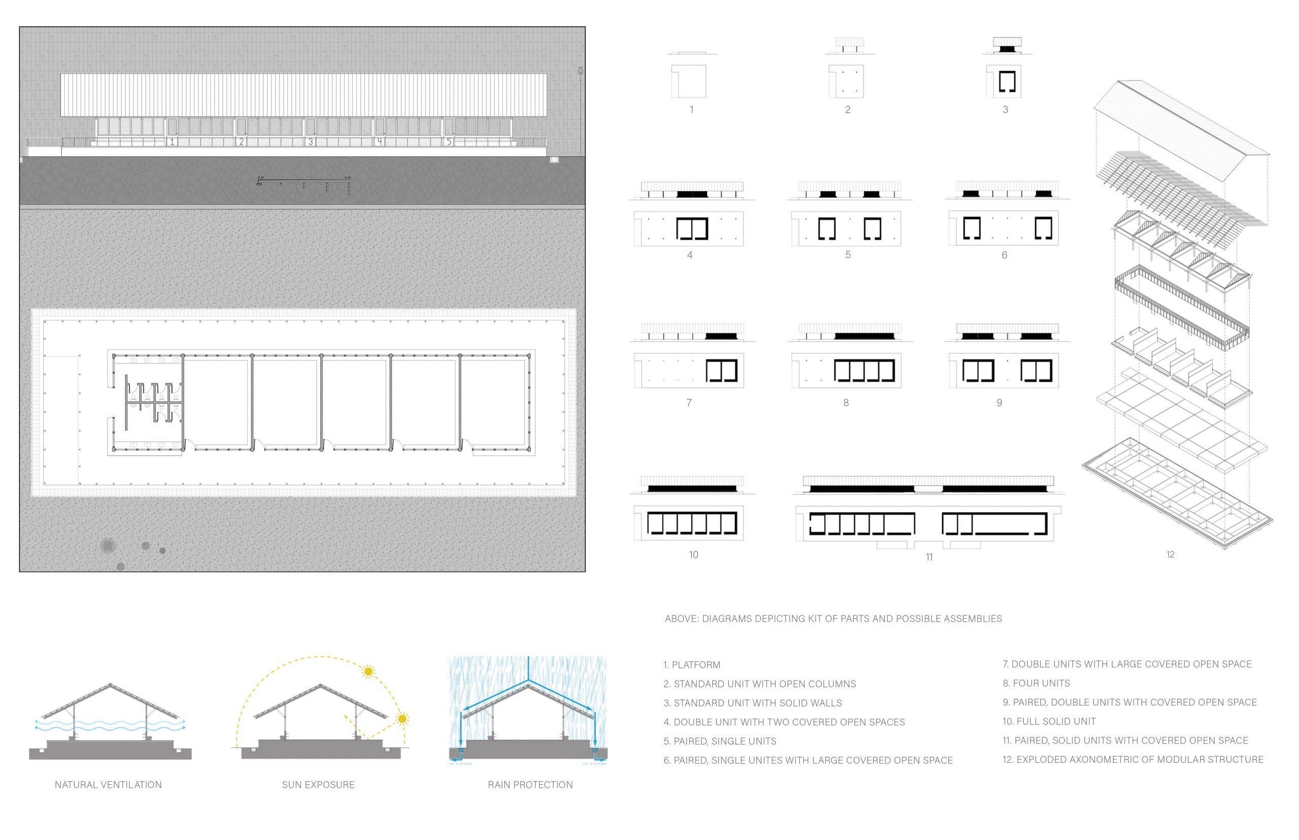 Honorable Mention In Architectural Design Escuelita Buganvilia 02