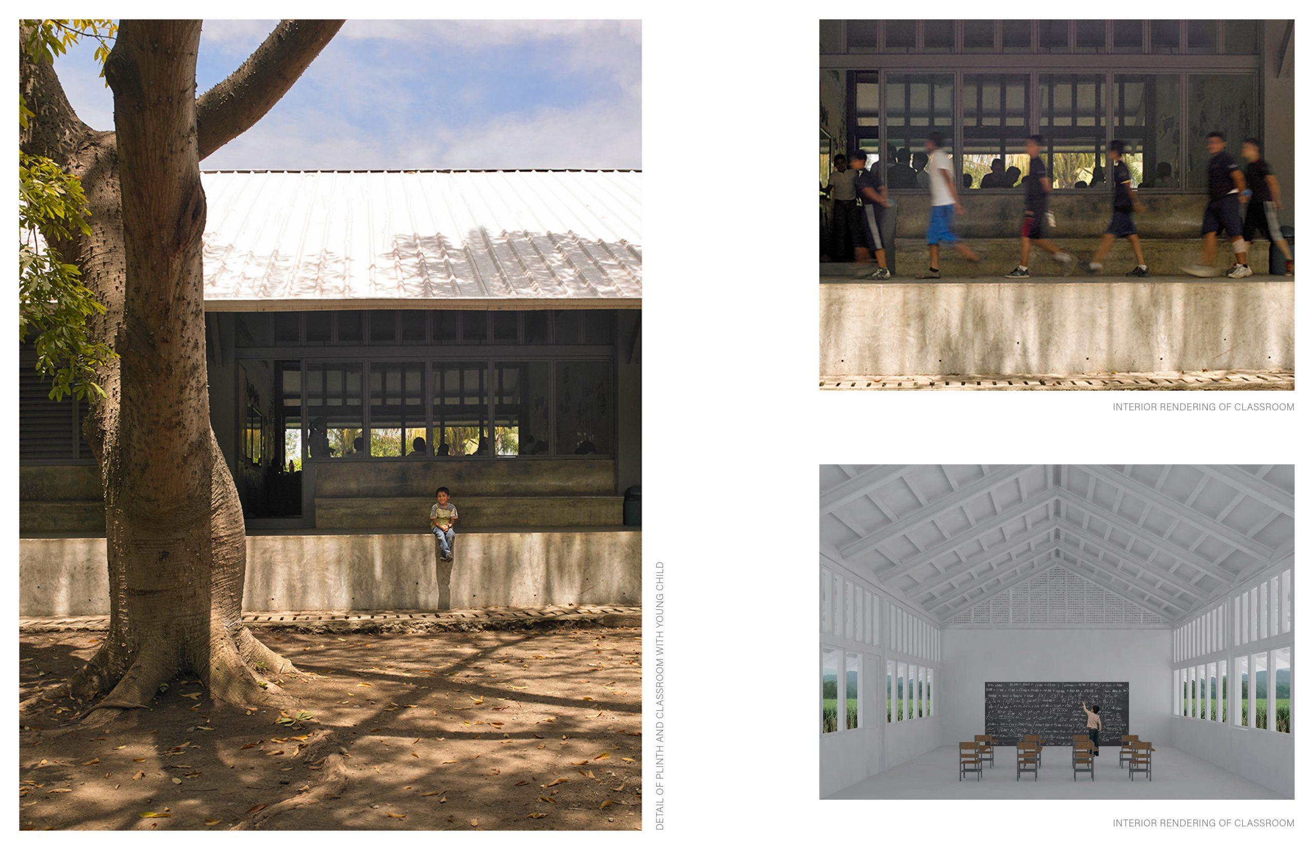Honorable Mention In Architectural Design Escuelita Buganvilia 04