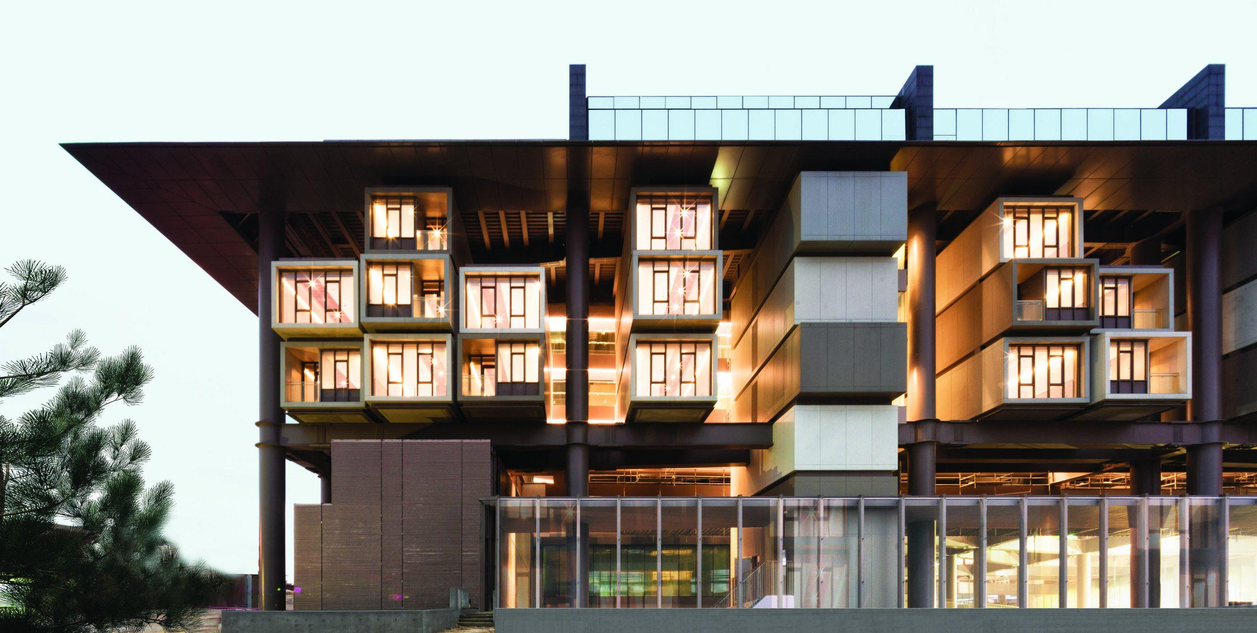 Honorable Mention In Architectural Design Museum Hotel Antakya 01