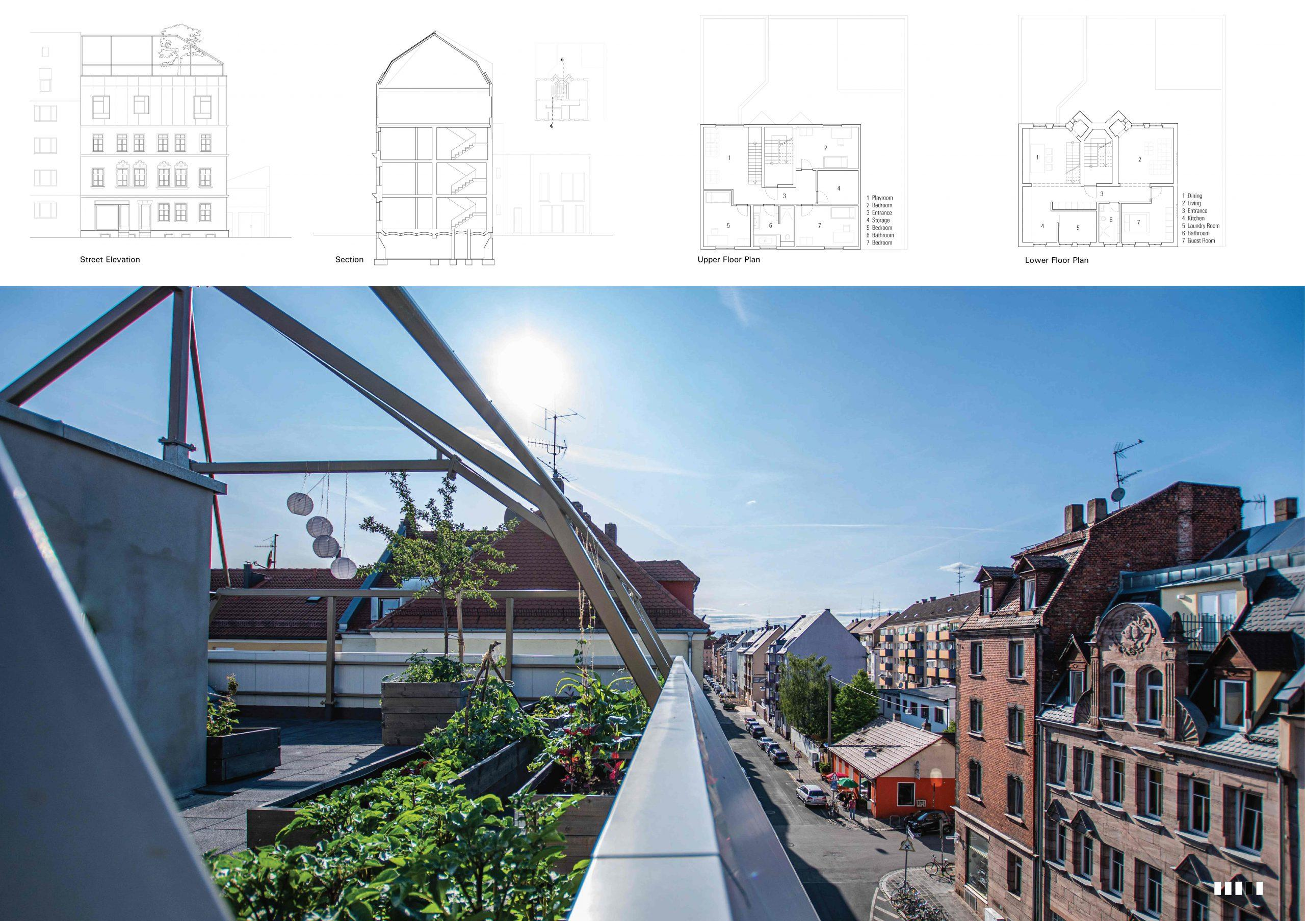 Honorable Mention In Architectural Design Planthouse 04