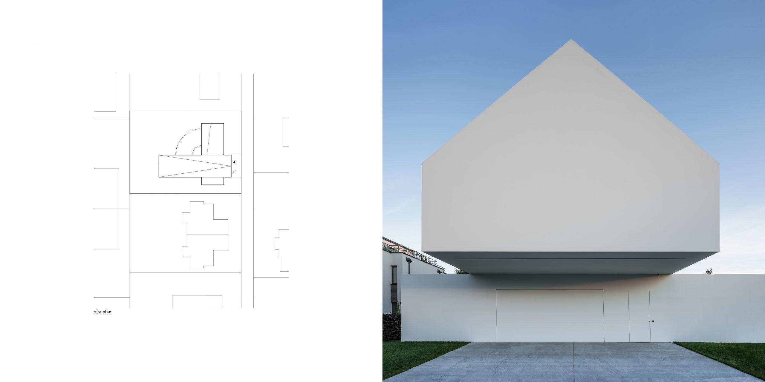 Honorable Mention In Architectural Design Quadrant House 02