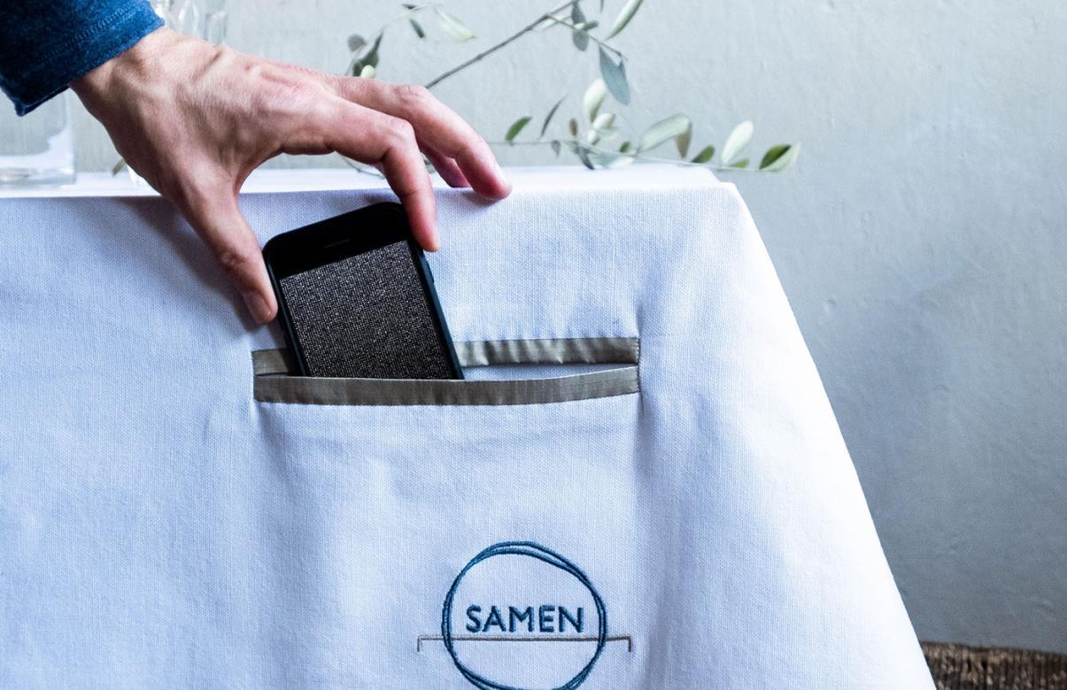 Honorable Mention In Product Design Samen Header