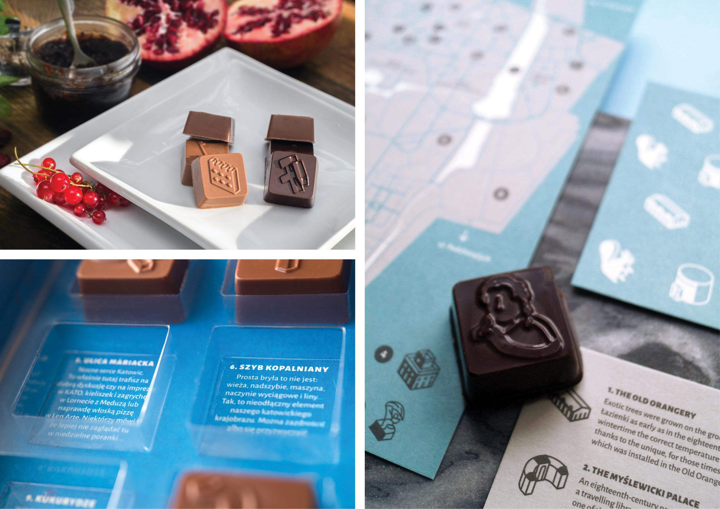 Honorable Mention In Product Design Taste... Edible Travel Guides 05