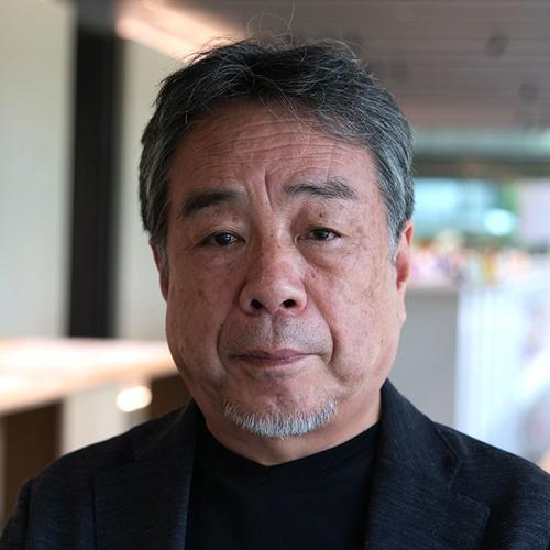 "Prof. Shingo Ando<br /> <span><p class=""posts-carousel-description""> (designer, educator, professor at Kyoto Arts and Crafts University)</p></span>"
