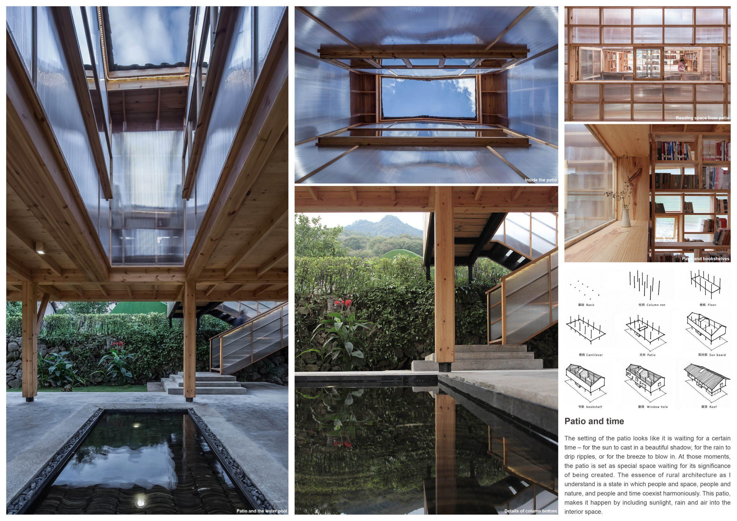 Silver Prize In Architectural Design Book House 03