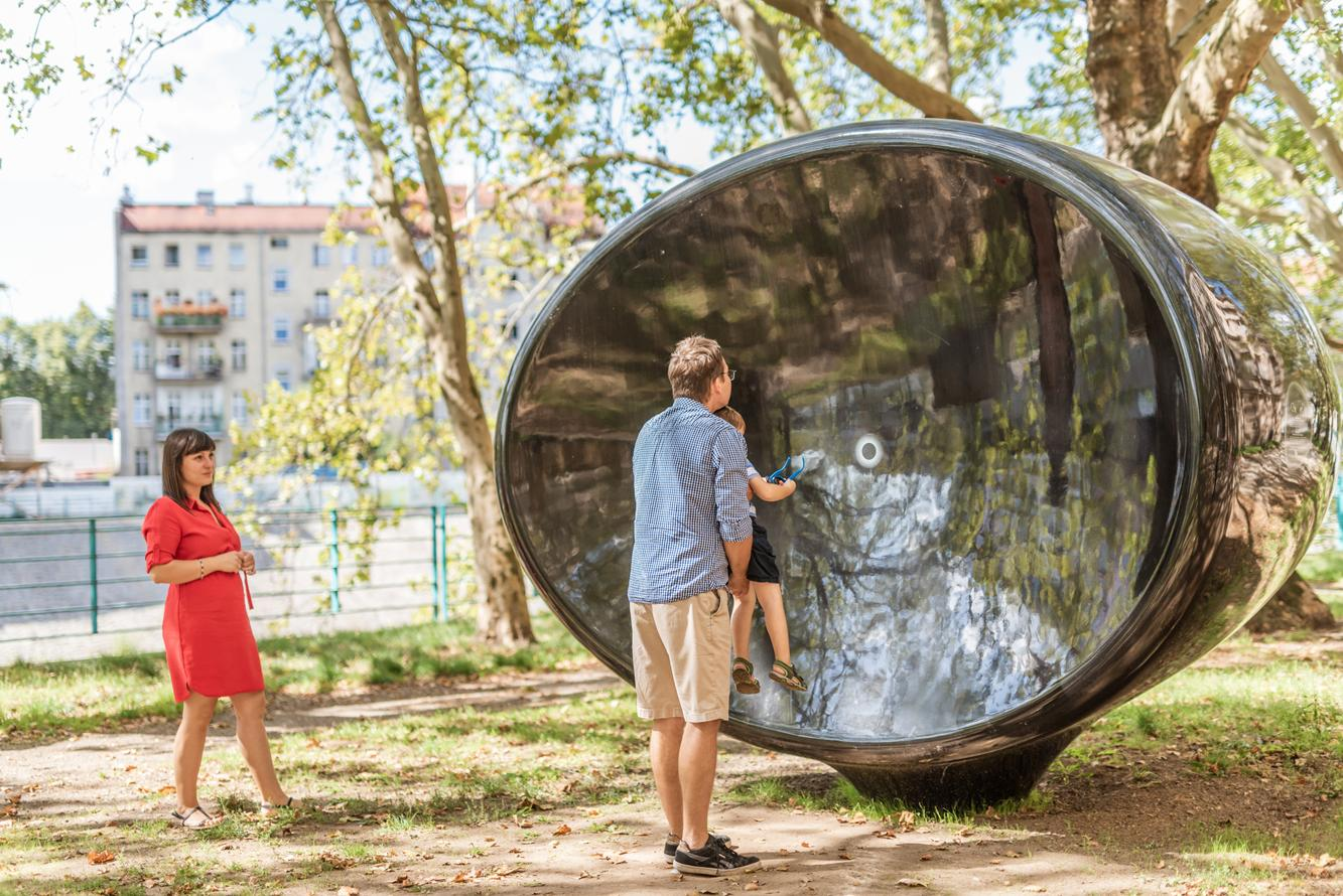 Winner For The Year 2020 In Universal Design Acoustic Mirrors 04