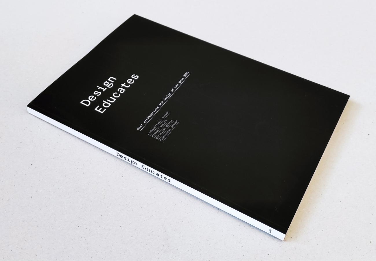 Design Educates Book Vol 01