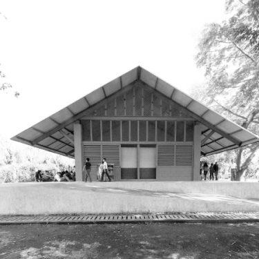 Honorable Mention In Architectural Design Escuelita Buganvilia