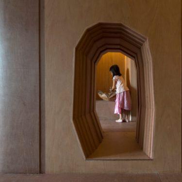 Honorable Mention In Responsive Design Wondrous Light Children's House