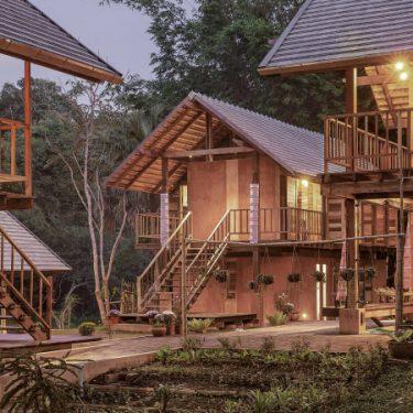 Special Recignition In Architectural Design Ahsa Farmstay