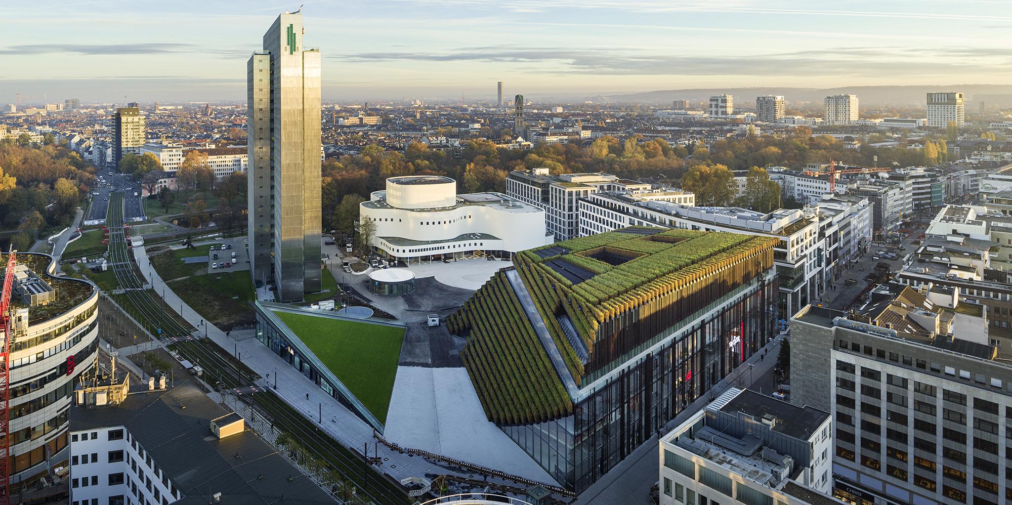 Featured Ingenhoven Architects Kö Bogen Ii