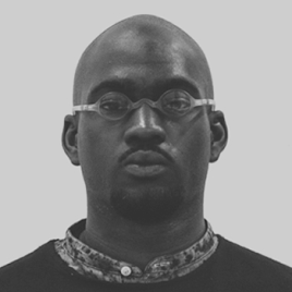 "Yussef Agbo-Ola <br /> <span><p class=""posts-carousel-description"">(architect, chemist, environmental artist, founder of olaniyi.studio)</p></span>"