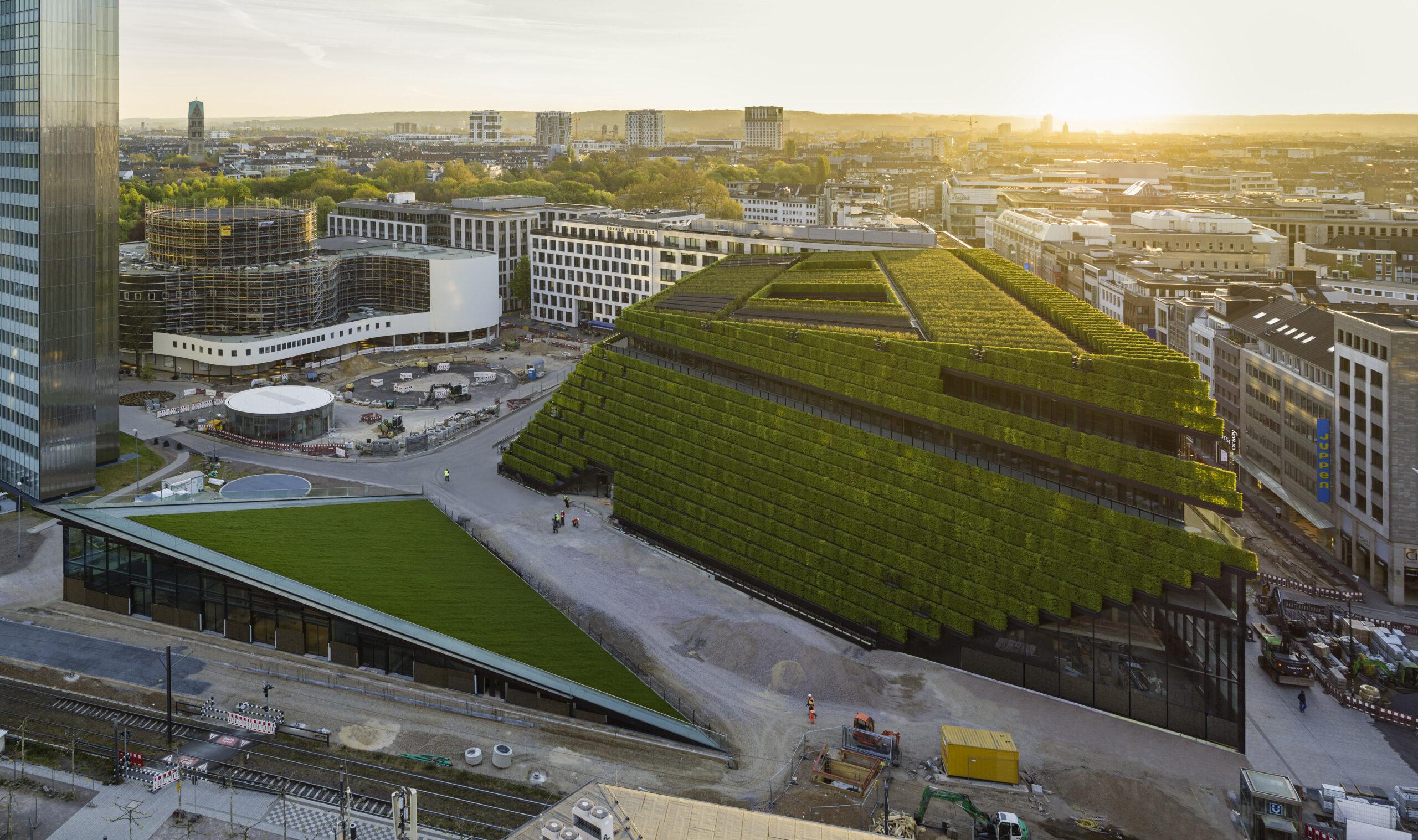 Ingenhoven Architects Kö Bogen Ii 3